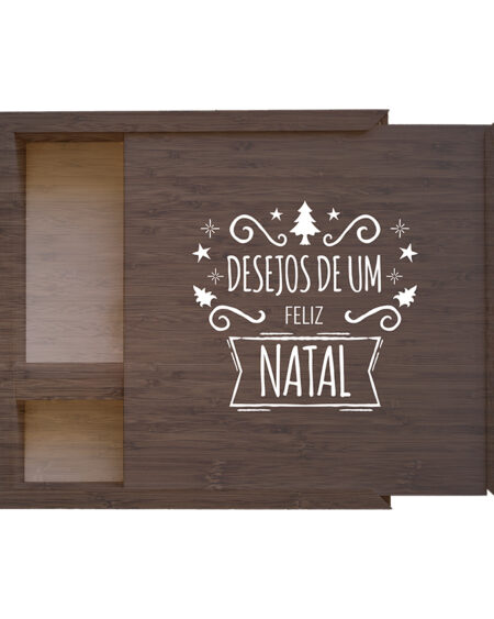 Caixa em madeira para fotografias 10×15